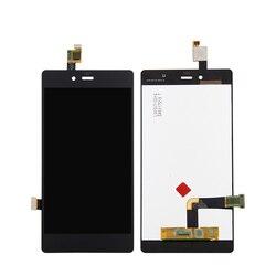 Bezpłatne Shiping dla ZTE Nubia Z9 mini ekran dotykowy LCD ekran dotykowy szkło Digitizer montaż wyświetlacza LCD akcesoria wymiana