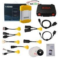 Оригинальный VXDIAG VCX HD Дизель грузовик Интерфейс подходит для кошки, для VOLVO и более VCX HD Heavy Duty Diesel Truck инструмент диагностики