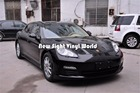 High Quality 3 Layers Ultra Glossy Black Vinyl Film Gloss Black Car Wrap Foil Bubble Free Car Wrapping