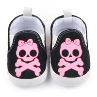 Summer Cool Baby Girl Boys Bone Prints Shoes First Walkers 0 1 Years Child Shoes Toddler