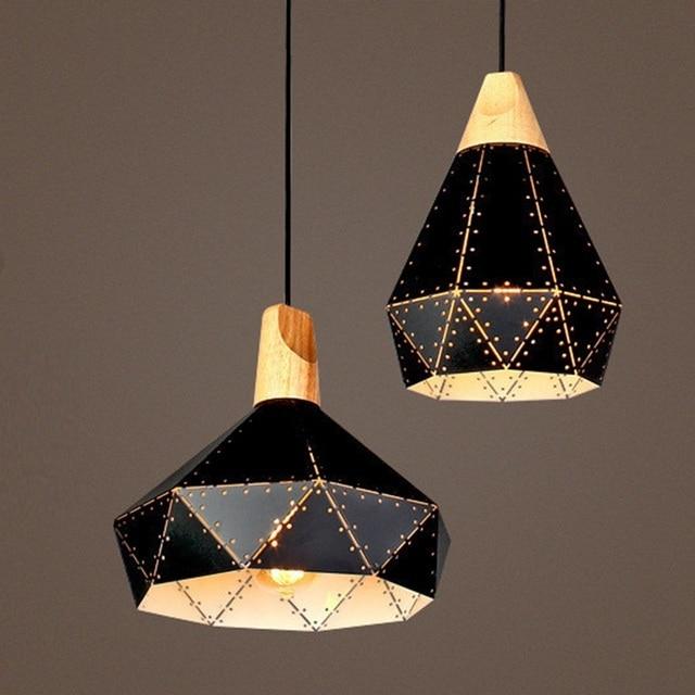 Pendelleuchten, Moderne Beleuchtung Lampen, Diamant Form Starry Metall  Moderne Lampe Für Küche Insel Esszimmer