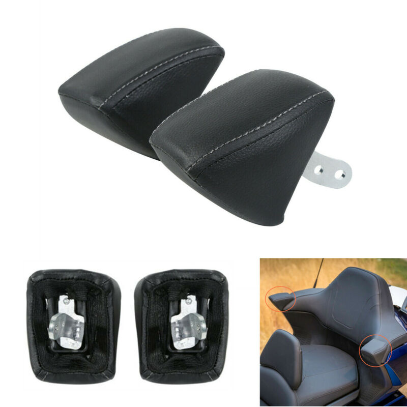 Motorcycle Passenger armrests For Honda Goldwing 1800 GL1800 Tour models 2018 2019 in Seats Benches from Automobiles Motorcycles