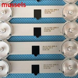 """Image 4 - LED Backlight strip For SamSung 42""""TV 14lamp 880mm D2GE 420SCB R3 D2GE 420SCA R3 2013SVS42F HF420BGA B1 UE42F5500 CY HF420BGAV1H"""