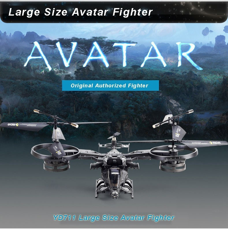 New Hot sell AVATAR YD711 YD-711 2.4G 4ch RTF Rc Helicopter Gyro Ready To Fly Radio Control remote control toy for kid as gift rc helicopter v933 2 4g 6 channel flybarless remote radio control rc helicopter rtf 3d fly with lcd aircraft rc toy for gifts