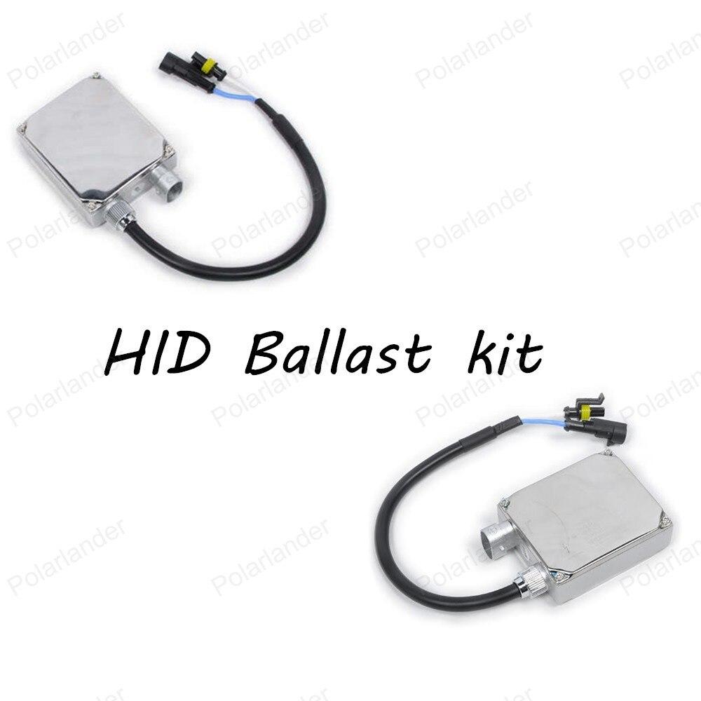 2016 New Slim HID 55W Xenon Digital Conversion Ballast Kit for H1 H3 H4 H7 H11 Free Shipping 24v 55w h4 3 8000k hid conversion kit xenon ballast bulbs high quality new [cpa44]