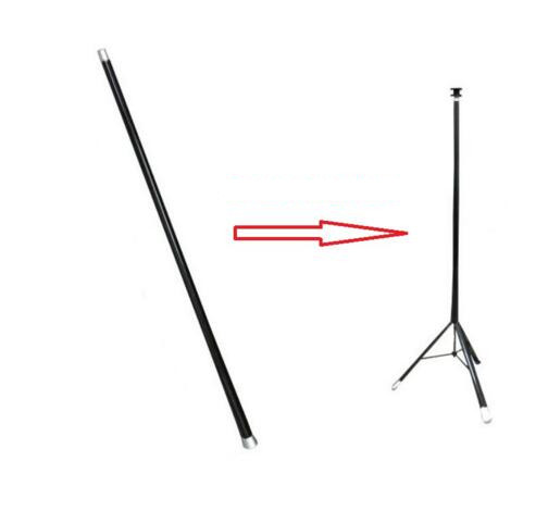 Cane to Table Base Magic Tricks Stage Close Up Illusions Accessories Gimmick Prop Magicians Can Used with Hat Table Magie Comedy alluminum alloy magic folding table red poker table easy to carry for magicians stage magic tricks magie accessories gimmick