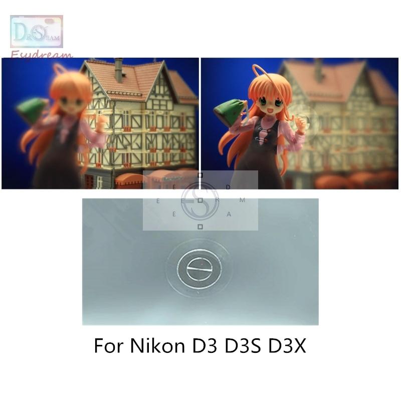 Single 180 degree Split Image Focus Focusing Screen for Nikon D3 D3S D3X PR171