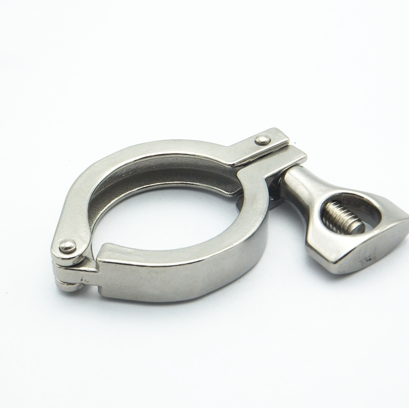 Quot tri clamp mm ferrule od stainless steel