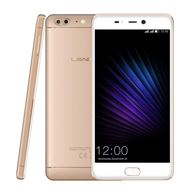 LEAGOO T5 4G LTE Smartphone Android 7.0 MT6750T Octa Core 5.5 1