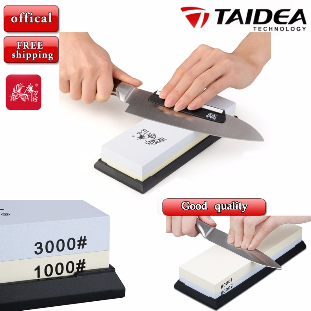 Taidea T6310w Double Side 1000 3000 Grit Professional