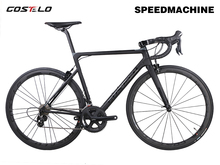 2018 Costelo Speedmachine road bicycle carbon bike complete bicycle 38mm carbon wheels completo bicicletta bicicleta completa