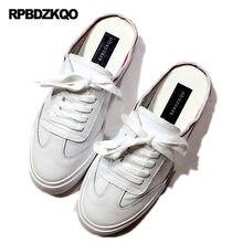 c11818b1 Белые кроссовки Лифт Для женщин кроссовки Harajuku китайский толстая  подошва Китай Комнатные шлепанцы рифленой подошве круглый н.