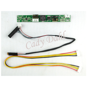 """Image 5 - HDMI LVDS LCD Controller Board+Backlight Inverter+30Pins Cable for Ipad 2 1024X768 9.7"""" LP097X02 SLQ1 SLQE SLN1 SLP1 LCD Panel"""