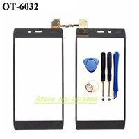 4.7 ''Новый черный Сенсорный экран планшета + отвертка инструменты для Alcatel One Touch Idol Альфа 6032 6032A 6032X OT-6032 OT6032