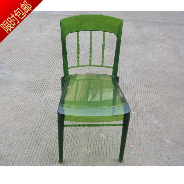 Superior The New High Grade Acrylic Bamboo Wedding Chairs Stylish Living Room Dining  Chairs IKEA Crystal