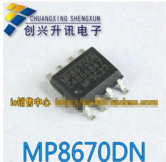 1pcs/lot MP8670DN-LF-Z MP8670DN MP8670D MP8670 SOP-8