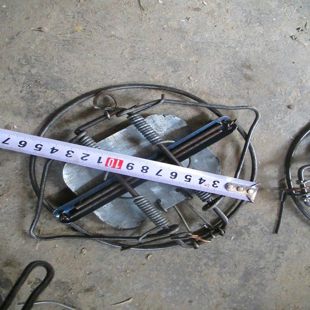 Armadilha da jaritataca de 5,9 polegadas 150mm para a caça