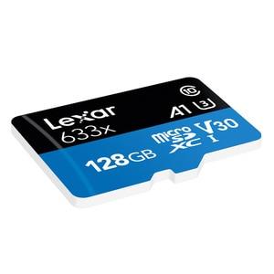 Image 4 - Lexar Tarjeta Carte Micro SD 128GB cartes mémoire de voiture Microsd 95 M/s Class10 Carte SD 64 GB 32 GB TF Carte SD Kaart pour livraison gratuite carte micro sd 32 gb carte micro sd carte sd 128 gb