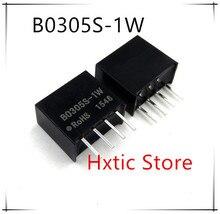 10PCS Boost Power DC-DC3.3V 5V Isolation Module B0305S-1W  B0305S 1W