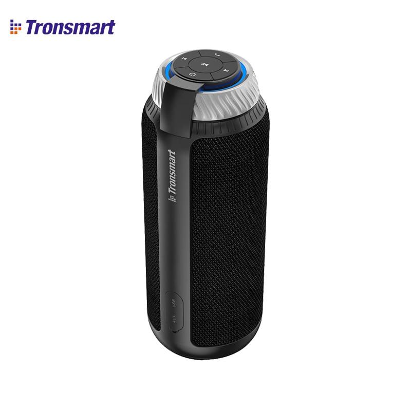 Tronsmart Element T6 Bluetooth 4.1 Portable Mini Speaker USB Wireless Soundbar Audio Receiver Speakers AUX for Music MP3 Player xiaomi mi bluetooth speaker usb portable mini wireless speakers receiver mp3 player music speaker column bluetooth dynamics