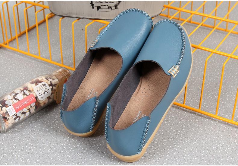 AH912 (12) women's loafers shoe