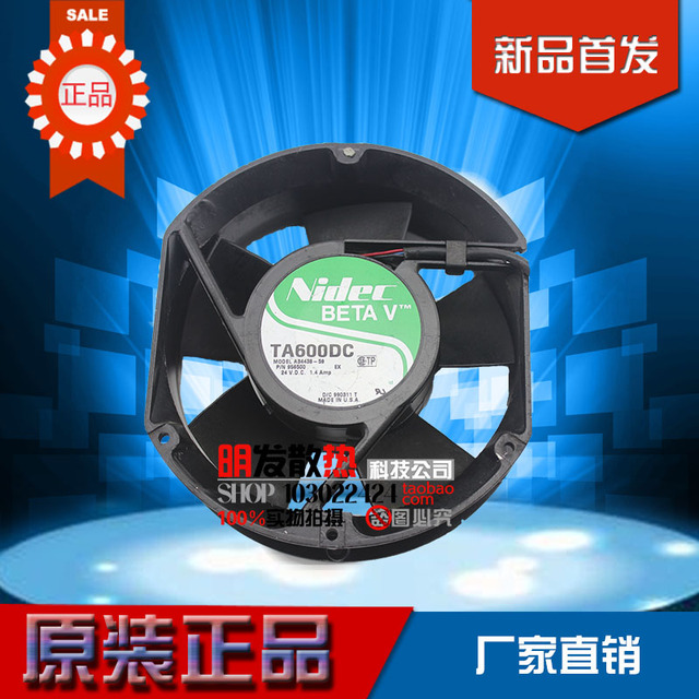 A34438-59 EX DC24V 1.4mp UPS TA600DC power supply fan