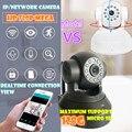 Крытый беспроводная ip-камера wi-fi Ночного Видения P2P Onvif Сеть ВИДЕОНАБЛЮДЕНИЯ HD видеонаблюдения видеорегистратор 720 P поддержка карт памяти sd карты