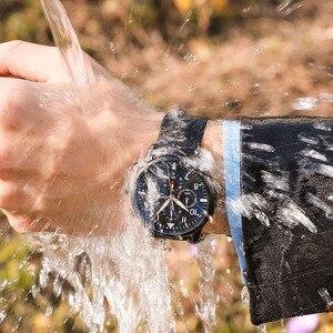 Image 5 - Mann Armbanduhr 2019 Luxus Marke Männer Uhr Männlichen Uhr Business Klassische Quarz Sport Chronograph Uhr Für Männer Relogio Masculino