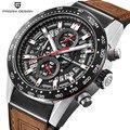 Diseño PAGANI 2018 reloj de pulsera de cuarzo resistente al agua de marca de lujo para hombres militares de moda reloj de pulsera reloj de Cuenta regresiva Masculino