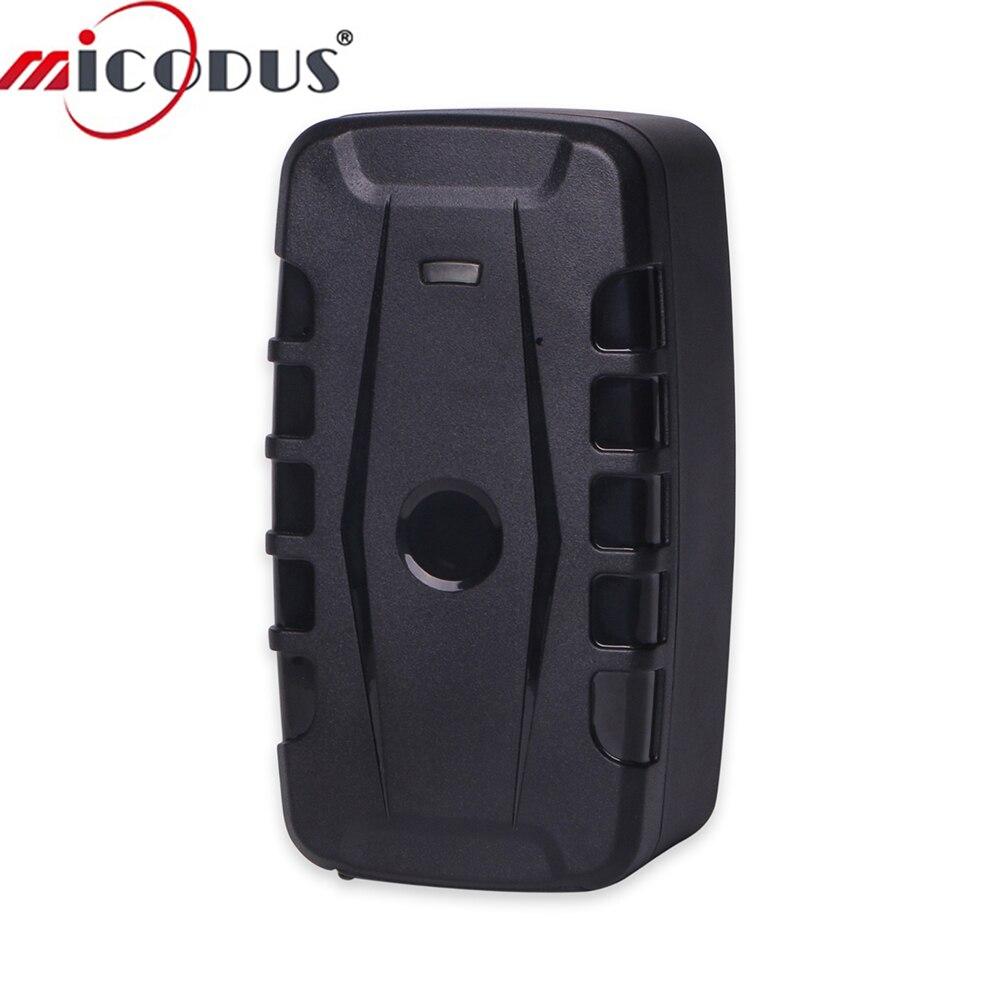 Voiture GPS Tracker LK209C 20000 mAh batterie en temps réel localisateur de véhicule puissant aimant temps de veille 240 jours étanche IP67