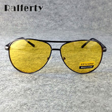 Polarized Sunglasses Men Women Night Vision Goggles Driving Glasses Driver Aviation Polaroid Sun Glasses UV400