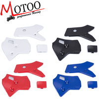 Motoo FREE SHIPPING For HONDA CRF250L CRF250M 2012 2015 RED BLUE WHITE BLACK Frame Protector