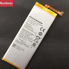 цена на New Original HB4242B4EBW Battery Fit For Huawei Honor 6 H60 L01 L02 L11 L10 Batteries