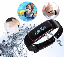 Smart Bracelet Sports Wristband Pedometer Calorie Sleep Tracker Call Reminder Remote Capture for Android IOS