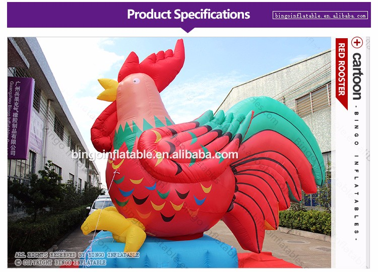 BG-A1270-3-red-rooster-cartoon-inflatables-bingoinflatables_01