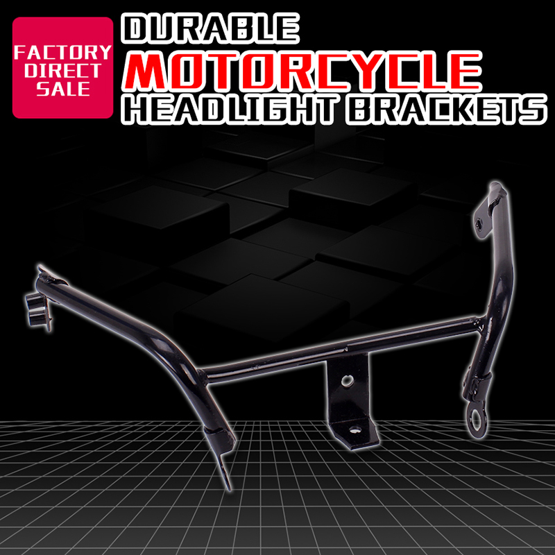 Motorcycle Upper Front Fairing Rearview Mirror Stay Accessory Fixed Stand Bracket For Honda NSR250 NS250R P3 MC21 Accessories