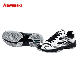 Image 3 - Kawasaki Zapatillas de bádminton para hombre, zapatos de entrenamiento profesional para deportes de interior, antideslizantes, resistentes, K 159, 2019