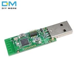 Image 5 - ワイヤレスzigbee CC2531 パケットスニッファーソフトウェアベアボードパケットプロトコルアナライザbluetoothモジュールとアンテナusbインタフェースドングルキャプチャ