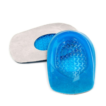 3 pary silikonowa wkładka do buta wkładki ortopedyczne z tkaniny powierzchni dla kostny Spurs ulga w bólu nowy tanie i dobre opinie Swokii 3 cm-5 cm Średnie (b m) 179711 Stałe Anti-śliskie Pot-chłonnym Lekki Arch Pomoc