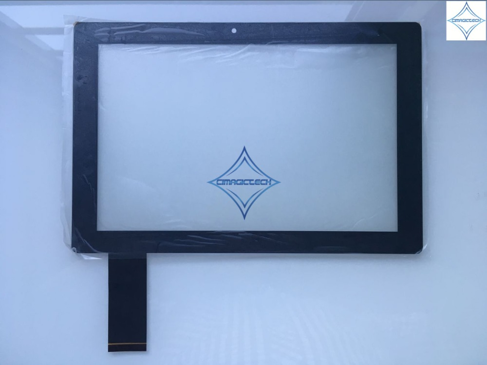 new 10 1 inch Touch Screen digitizer capacitive panel glass HOTATOUCH C168253E1 DRFPC332T V1 0 C168253E1