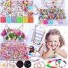 12 Sets Pop Beads Snap Lock Beads Art Crafts DIY Necklace Bracelet Creative Jewelry Kit Kids