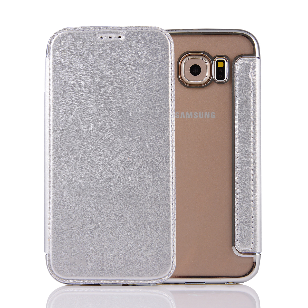Case For Samsung Galaxy S 6 Wallet Case For Samsung S6 2015 SM-G9200 G9208/SS G9209 G920FD G920K/L/I/S/R7/F/A/T TPU Cases cover  t samsung galaxy s6 case | Which Samsung Galaxy S6 Cases Work With Wireless Charging?  font b Case b font For font b Samsung b font font b Galaxy b