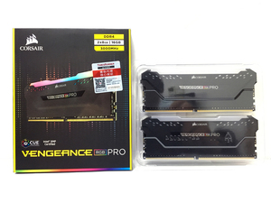 Image 5 - CORSAIR Vengeance RGB PRO DDR4 PC4  2x Dual channel 8GB 16GB 32GB 3000mhz 3200mhz 3600mhz PC Desktop RAM  Memory