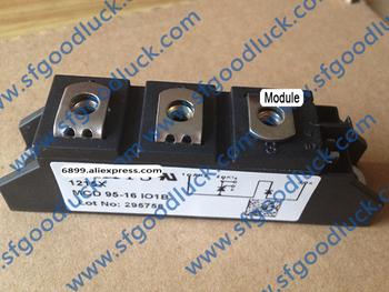 MCD95-16io1B tyrystorowy moduł SCR 1600 V 116A 5-Pin TO-240AA waga (typowe w tym śruby) 85g darmowa wysyłka tanie i dobre opinie Fu Li
