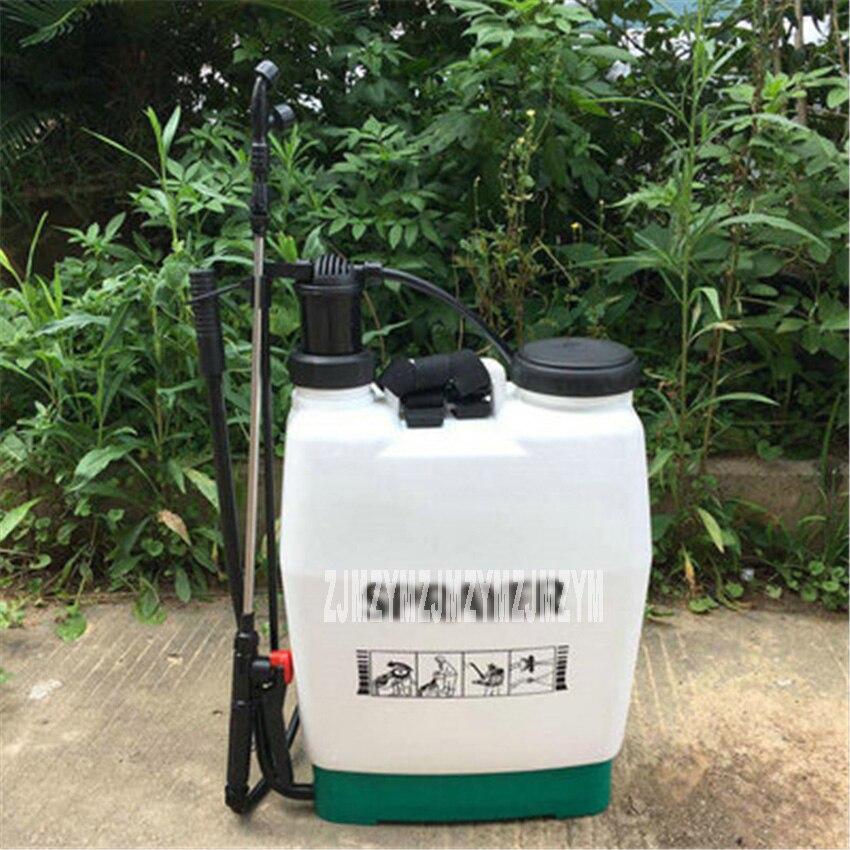 JL-20L-04C Agricultural Hand Sprayer Gardening High-quality Manual Sprayer 20 Liter Large Capacity Knapsack Type Sprayer 2-4BAR