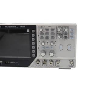 Image 3 - Hantek multimètre numérique DSO4102C Oscilloscope USB 100MHz 2 canaux 1GSa/s, écran LCD 7 pouces