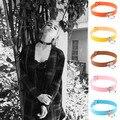 13 Tipo de Color Punk Rock Estilo Cortical Cadena Collar Gótico Decoración 2016 De la Mujer Declaración Gargantilla de Joyería de Fantasía