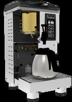 Чай машины TC 80 создание гонконг стиль молоко Чай с мягким и ароматный вкус эффективной вакуумной Колбы лабораторные Топ отверстия Чай чехол