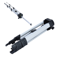 Top Quality AK435 Laser Level Tripod 360 Degree Self leveling Cross Laser Level Tripod + Bag Mayitr Measurement Tools
