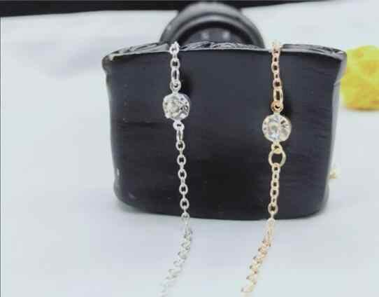 L 308 bracelet Simple et élégant en cristal unique bijoux de commerce extérieur européen et américain doux romantique femme bijoux acces